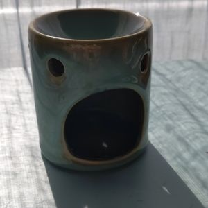 Vintage ceramic wax melter